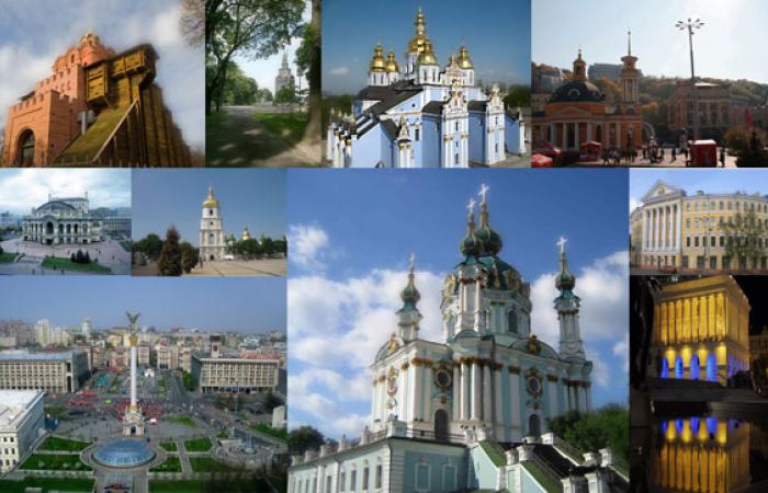 Экскурсии по Киеву.